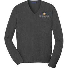 20-SW285, Small, Charcoal, Xperience Fitness (full Color).