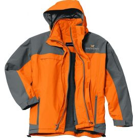 20-TLJ792, Tall Large, Orange, Xperience Fitness (full Color).