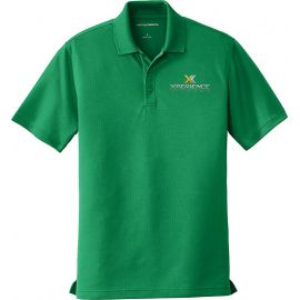 20-K110, X-Small, Kelly Green, Xperience Fitness (full Color).