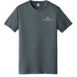 20-AA6040, Small, Deep Heather, Xperience Fitness (full Color).