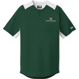 20-YNEA221, YouthXSmal, Dark Green/White, Xperience Fitness (full Color).